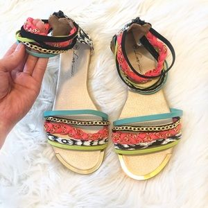 love university Shoes - Strappy sandals